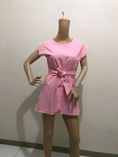 Size S Dress Peach Pink