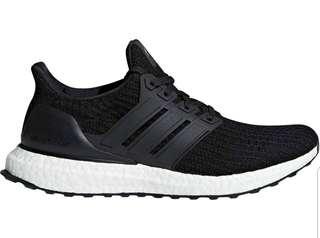 Adidas Ultra Boost W (w/ Continental rubber soles)