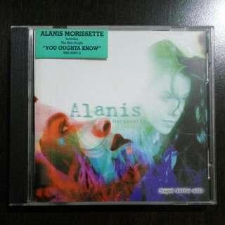Alanis Morissette : Jagged Little Pill CD