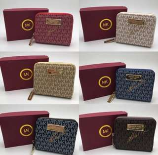 SALE!!  Mk high quality small wallets (For reseller price)