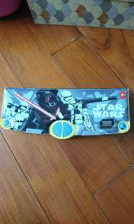 Star Wars pencil case with sound effect