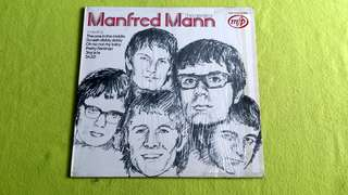 MANFRED MANN EARTH BAND . the greatest (Rare) vinyl record