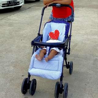 Preloved Stroller Jual Cepat Murah!!