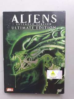 Aliens Extended Edition Ultimate Edition