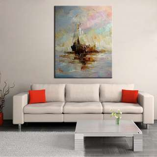 🚚 Abstract Art Oil Painting 100cm x 130cm