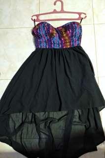 Tribal Dress merk Forever 21