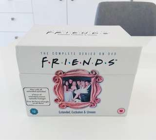 Friends Season 1-10 Complete Collection