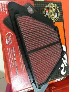 Yamaha XJ6 Diversion F stock air filter