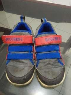 Sepatu Anak Buccheri Asli
