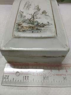 Antique Stamp/chop box