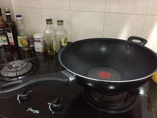 Tefal wok