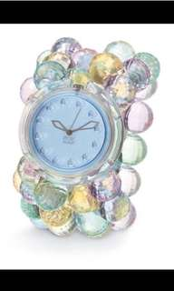 Swatch crystal summer