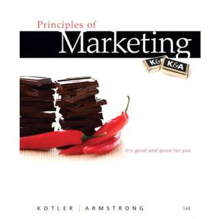 Principles of Marketing by Ktoler & Armstrong