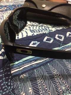 Oakley sunglasses - black Polorized