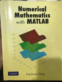 Numerical Mathematics with Matlab