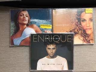 Singles CD Original