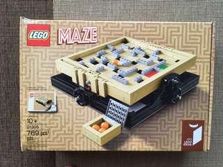 LEGO Maze (Original Price 180SGD)