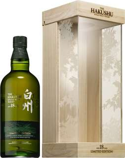 白州18 Hakushu 18 - Limited Edition 700ml