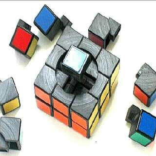 [Looking for] Reassemble Rubik's Cube