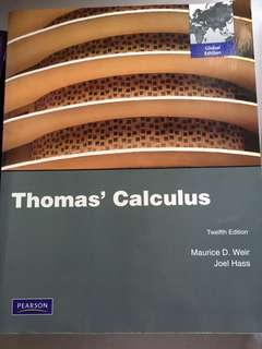Thomas calculus