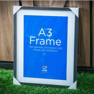 A3 Size Picture Frame (Brand new in packaging)