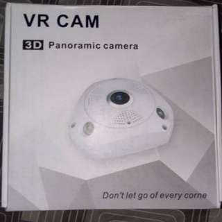 VR Cam (360° CCTV Camera)