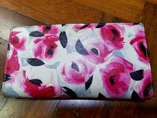 (Authentic) Kate Spade ♠️ Wallet Floral