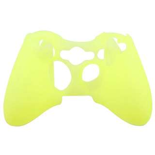 Brand New Silicone Cover for Xbox 360 Remote Controller - Light Green