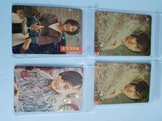 31張 特別yes卡 閃卡 陳慧琳 90年代 歌手 Kelly yes card