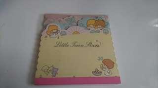 Little Twin Stars memo(made in Japan)