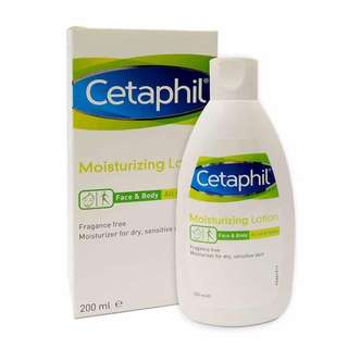 Cetaphil Moisturizing Lotion 200ml