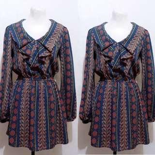 LONGSLEEVE KAWAII DRESS