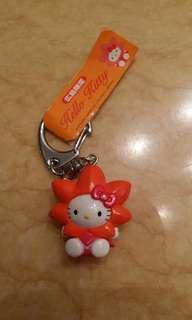 Hello kitty鎖匙扣