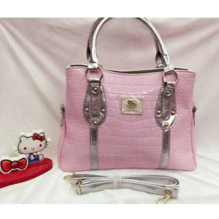 Hello Kitty Slibg Shoulder Bag