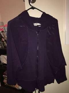 Authentic Stella McCartney mesh hoodie adidas