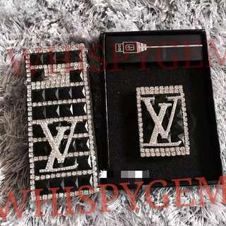 Lv lighter with cig box preorder