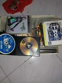 Cheap PS1 to PS3 titles/games FOR SALE!!