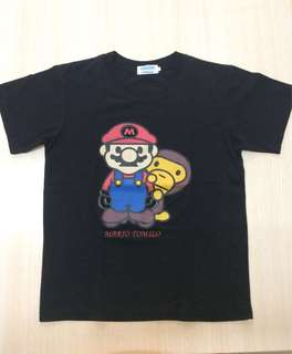 T-shirt Mario Tomilo