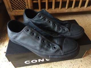 Converse CT AS OX BLACK MONO