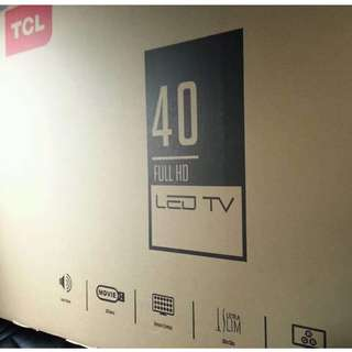 """TCL 40"""" LED"""