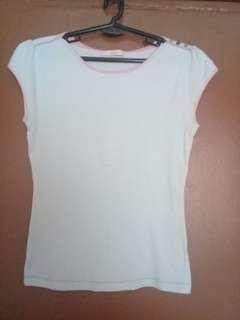 MARKS&SPENCER PISTACHIO blouse