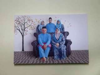 Photo Canvas Murah 🔥