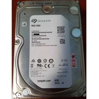 Seagate NAS Drive 8TB