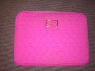 "Marc By Marc Jacobs 13"" Laptop Holder Neon Pink"