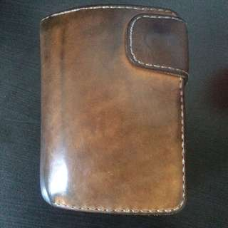 Natural Vegtan Wallet