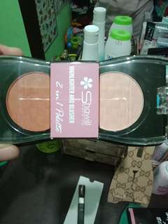Shawill Highlighter and Blusher