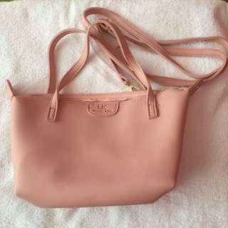 •brandnew•  Nude Pink MK (Replica) Shoulder Bag