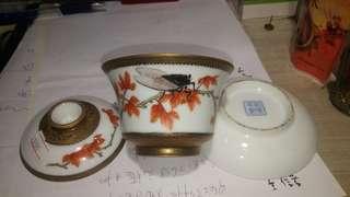 乾隆年製茶具