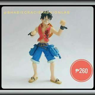 Authentic One Piece Figure: Luffy