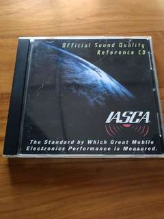 IASCA COMPETITION CD